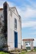Quadro Nossa Senhora do Desterro chapel at  Alcantara, Brazil