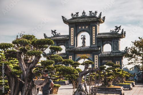 fototapeta na ścianę Lady Buddha in Da Nang, Vietnam