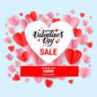 Blue Valentines day sale