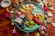 Leinwandbild Motiv Breakfast bowl