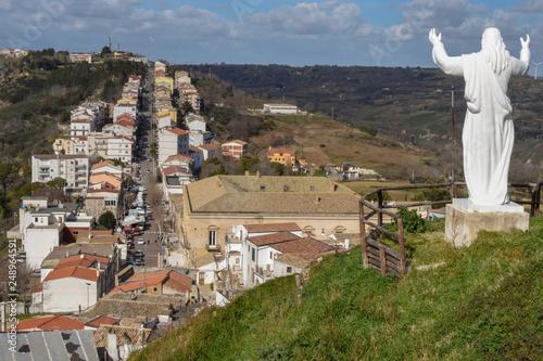 Pomarico (Matera) - veduta © Roberto Montanari