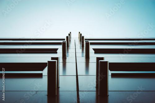 nowoczesna architektura © Kris