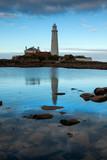Lighthouse st marys island