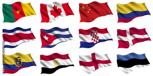 国旗 国 旗 アイコン