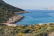 The turquoise sea near Kas, Antalya, Turkey