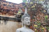 Wat Yai Chai Mongkhon Temple in Ayutthaya, Thailand
