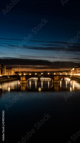 bridge of goldsmiths, florence - italy