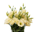 Bunch of tender yellow flowers - 249282776