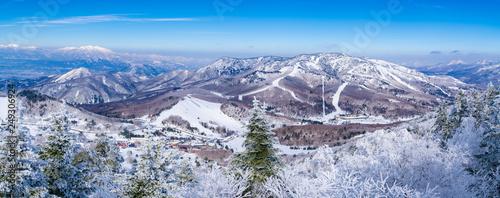 風景物語(志賀高原の冬) - 249306924