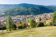 View from the nearby hill on the city of Tryavna - 249307183