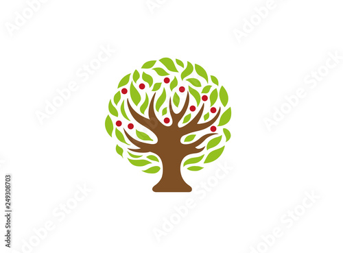 Creative Tree Logo - 249308703