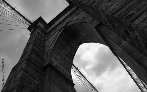 fototapeta na ścianę Brooklyn Bridge