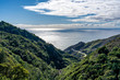 View of Ocean from Coastal Mountains - 249350187