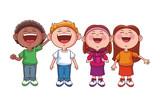 children happy smile