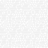 Seamless background for your designs. Modern black and white ornament. Geometric abstract pattern - 249460960