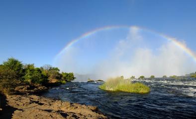 Victoria Falls Zambia Zimbabwe © Sergey