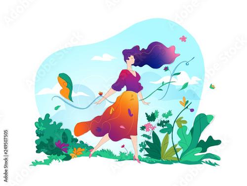 Into the Wild Garden - 249507505