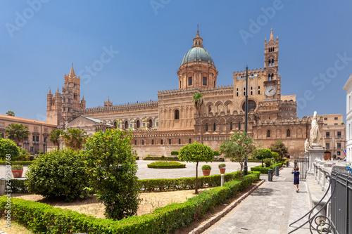 Cattedrale di Palermo, Santa Vergine Maria Assunta, Sicily, Italy