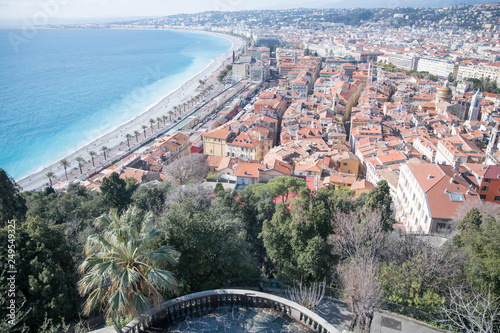 Baie des anges à Nice © Bernard