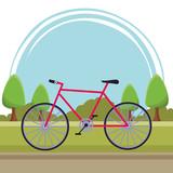 bike sport transport