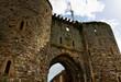 Leinwanddruck Bild - town gate - I - Rye - UK