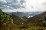 Herzogstand mountain, Bavaria, Germany