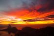 Quadro Sugarloaf at sunrise, Rio de Janeiro, Brazil