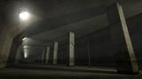 Fototapeta Do przedpokoju - Virtual World - Empty Hallway - 3D Illustration © Emil