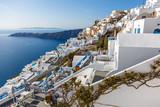One of the most beautiful islands in the world, Santorini, Caldera, Oia, Greece