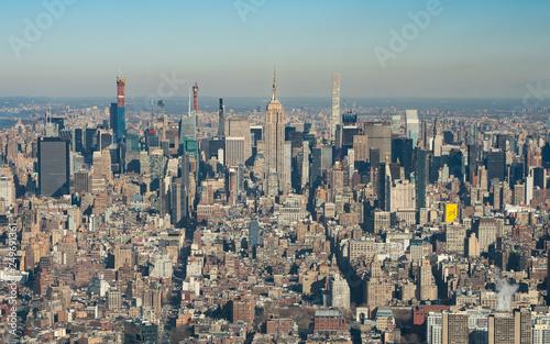 obraz lub plakat New York City Skyline