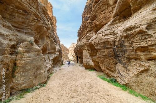 Mała Petra, Jordania