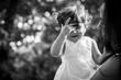 aniversário de criança ao ar livre