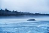 Burr Pond State Park Winter landscape - 249717364