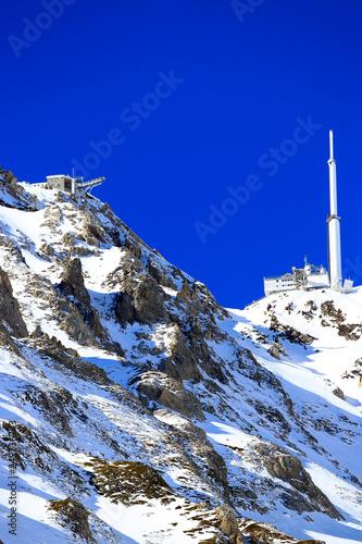 obraz PCV Pic du Midi de Bigorre Hautes Pyrénées