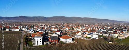 Luftaufnahme von Ruppertsberg Pfalz, Deutschland - 249752563