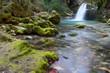 Cascata di Trevi nel Lazio - Frosinone - Lazio - Italia - 249758510