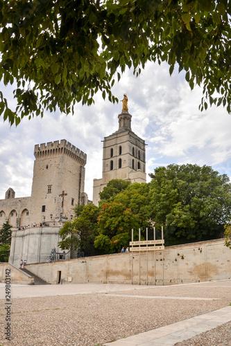 Avignon in Provence © underworld