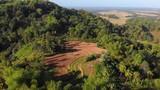 Mountain Farmland, Philippines, Aerial View - 249806366