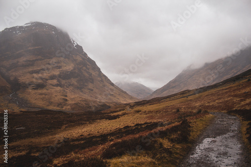 Glencoe in Schottland