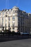 Paris - Immeuble - 249867158