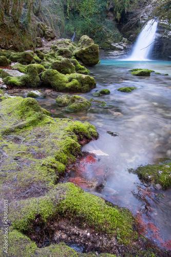 Cascata di Trevi nel Lazio - Frosinone - Lazio - Italia - 249888913