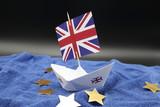 Brexit EU-Austritt Großbritanniens EU-Austritt des Vereinigten Königreichs - 249903103