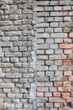 Old bricks as a background