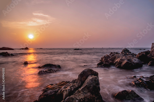 Sunset pics from GOA