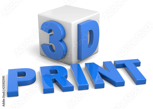 3D Printer Logo © McCarony