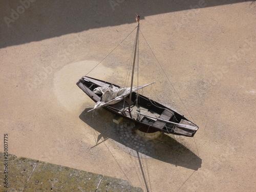 bateau en solitaire © kevin