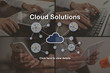 Concept of cloud solutions