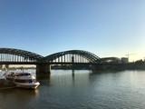 Cologne Bridge Germany - 250134537