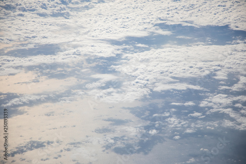 Cloudscape from above - 250193359