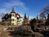 Villa mit eigenem Park